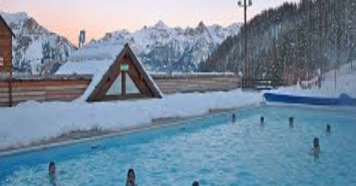 Piscines pays des crins office de tourisme - Office tourisme puy st vincent ...