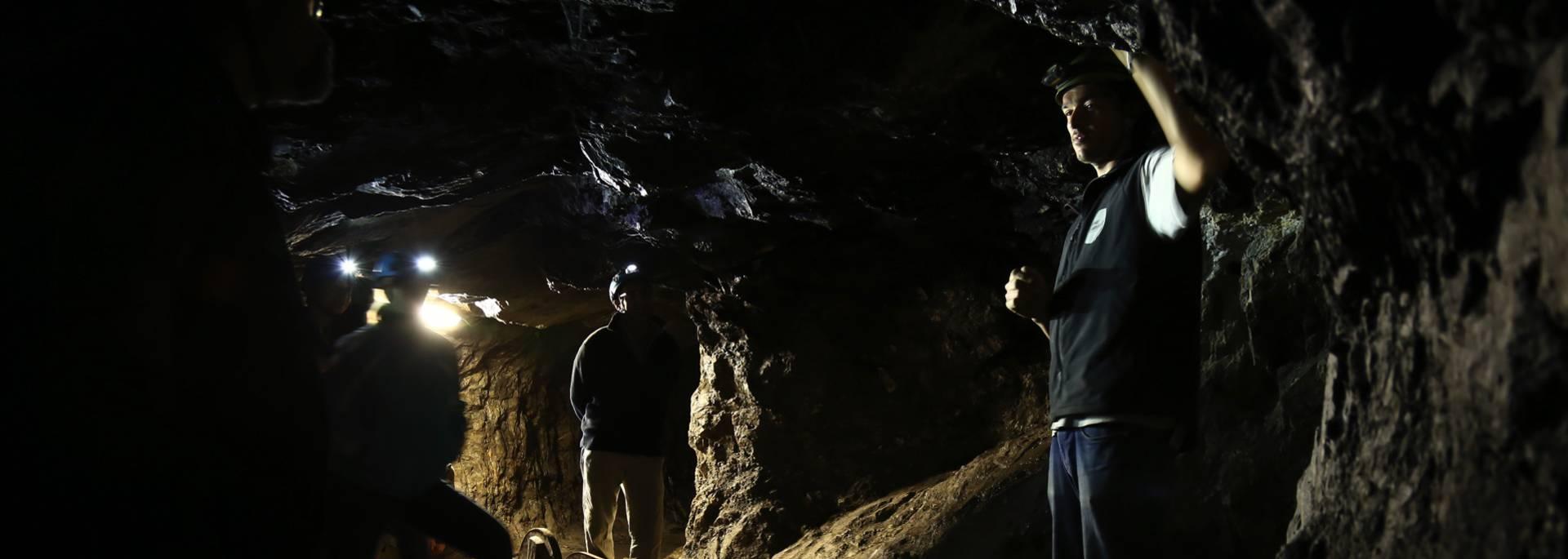 Mine d'Argent en nocturne