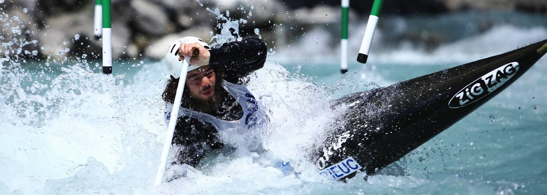 kayak au Pays des Ecrins