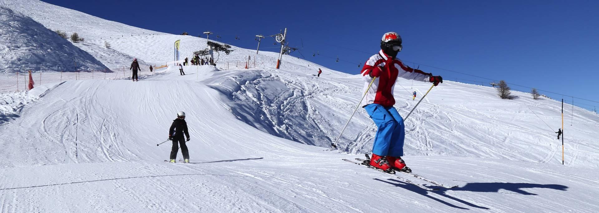 Ski alpin Puy Saint Vincent