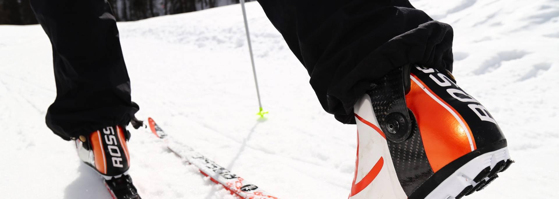 Ski fond Puy Saint Vincent