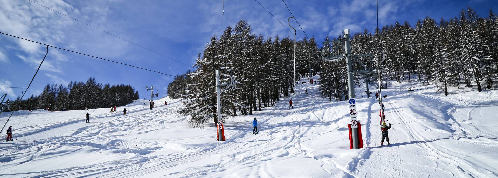 Ski au Pays des Écrins