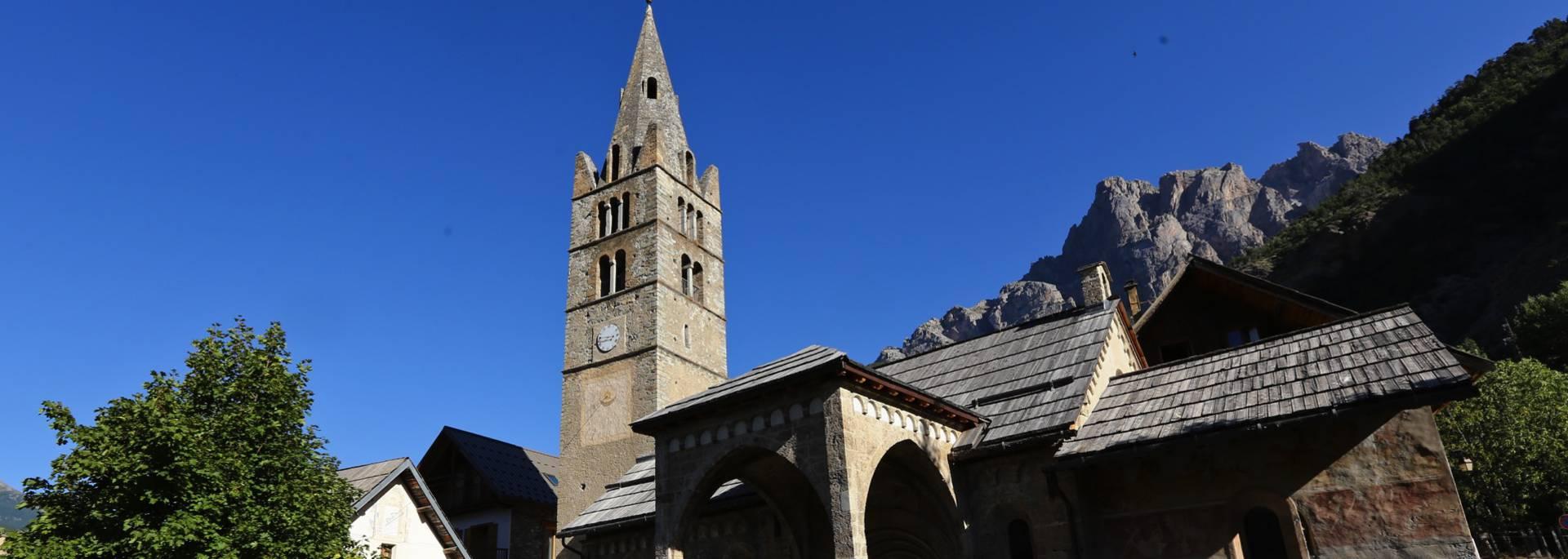 Kirche in Les Vigneaux