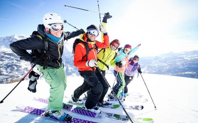 Pelvoux domaine skiable