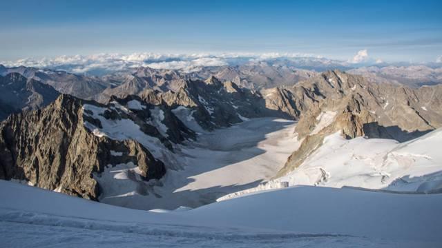 A la Découverte des Glaciers