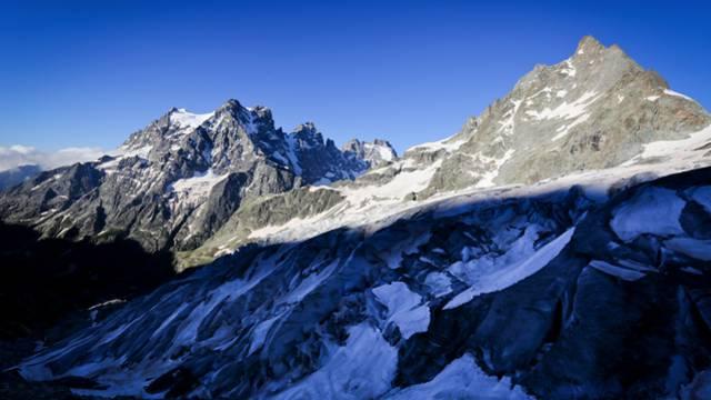 Glacier Blanc Barre des Écrins