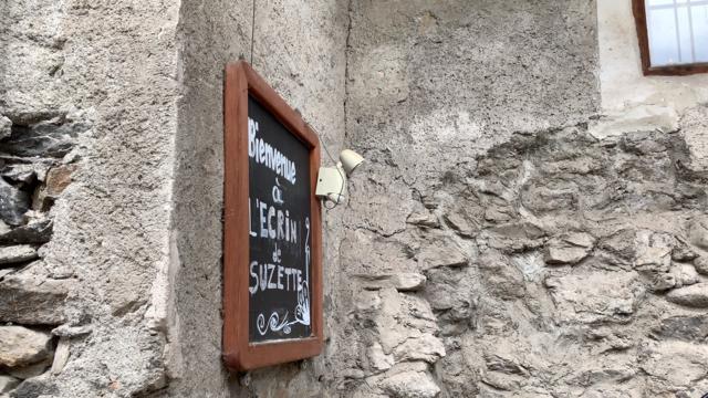 Bienvenue au restaurant L'Écrin de Suzette