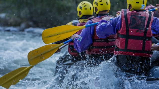 Championnat de France Open de Rafting
