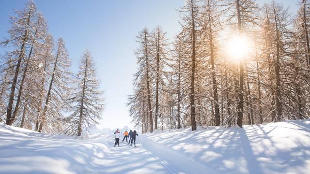 En février, faites vous plaisir en nordique