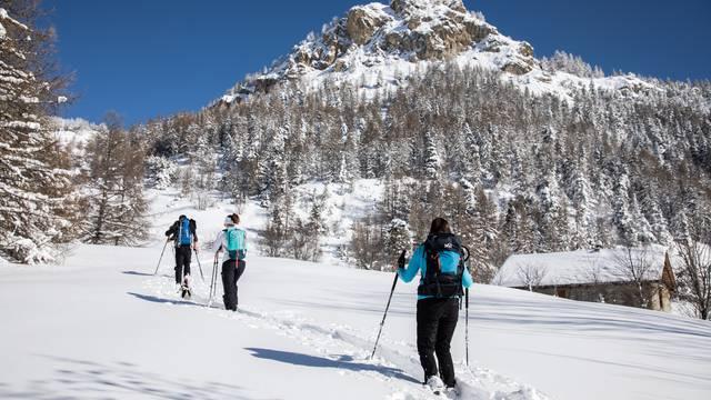 Et si on sortait les skis de randonnée ?