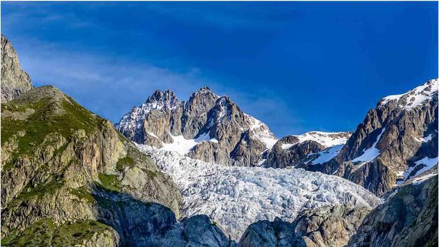 Der Glacier Blanc