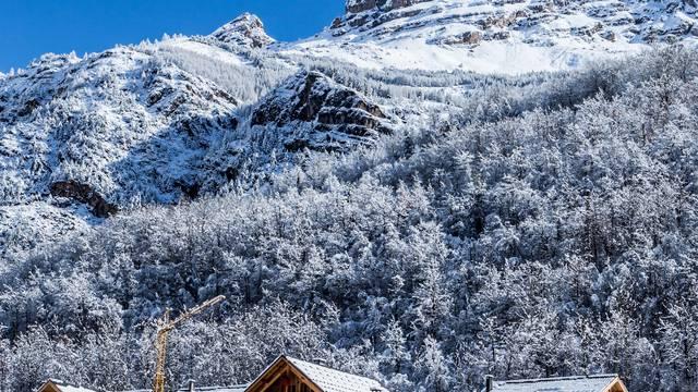 Journée neige et détente à Pelvoux