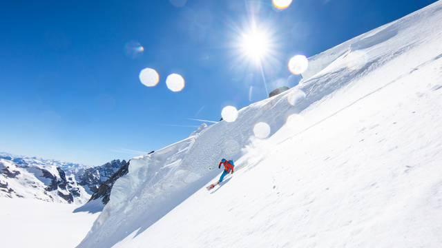 Lancement de la saison de ski de randonnée