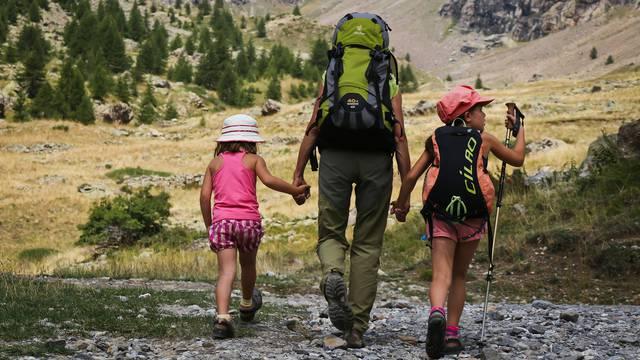 Le Parc national des Écrins en famille