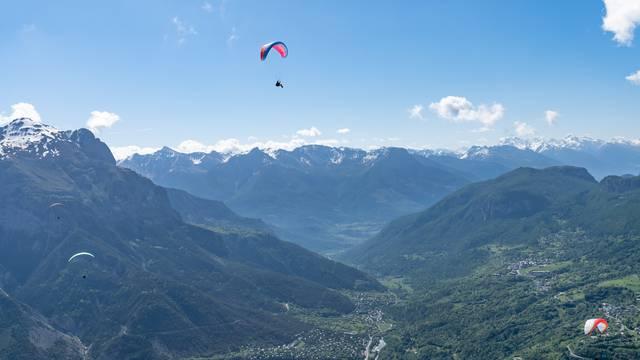 Parapente Hautes-Alpes
