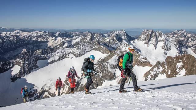 Préparer son sac pour une sortie d'alpinisme