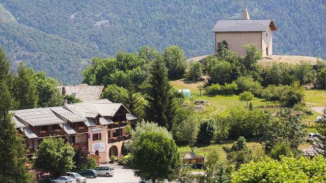 Puy Saint Vincent et la magie des saisons