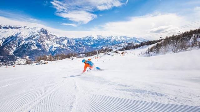 Puy Saint Vincent ouvre le week-end du 15 décembre !
