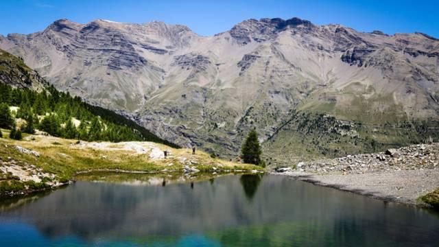 Randonnée facile au lac Fangeas