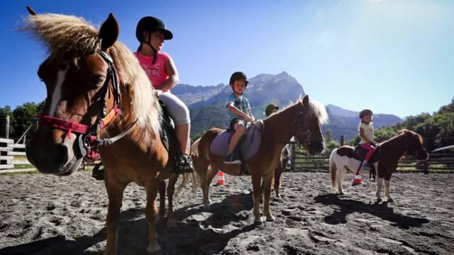 Équitation Enfants