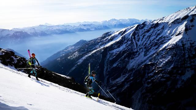 Retour sur la Coupe du Monde de Ski Alpinisme à Puy Saint Vincent