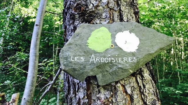 """Sentiers et Patrimoine de la Vallouise """"Les Ardoisières"""""""