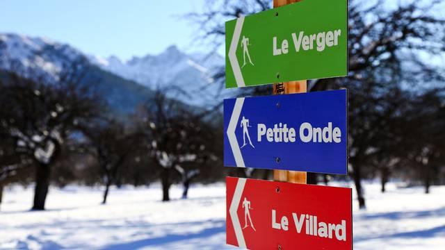 Ski de fond en Vallouise