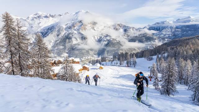 Ski randonnées Hautes-Alpes