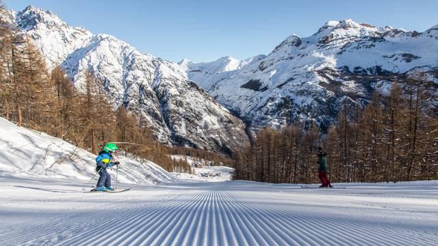 Skiez au printemps au Pays des Ecrins
