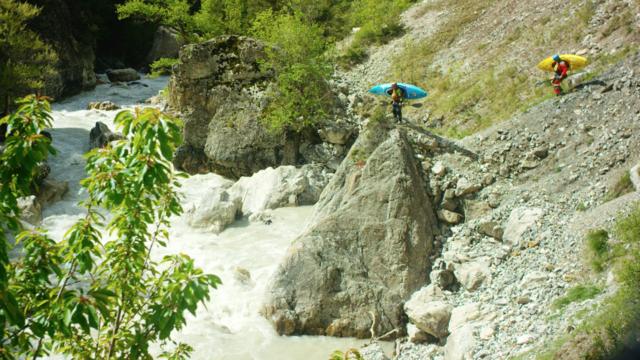 Top 10 des rivières au Pays des Ecrins