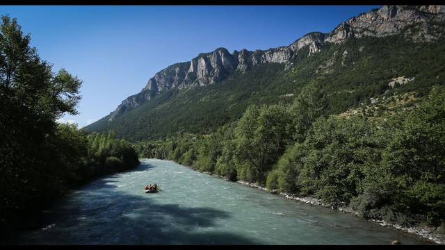 Top 10 rivers in Pays des Ecrins