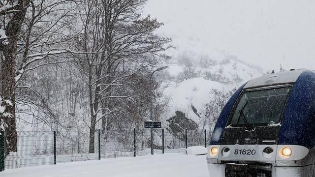 Train des neiges 2020