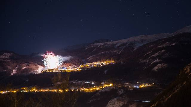 Venez vivre la magie des fêtes de Noel dans les stations du Pays des Écrins