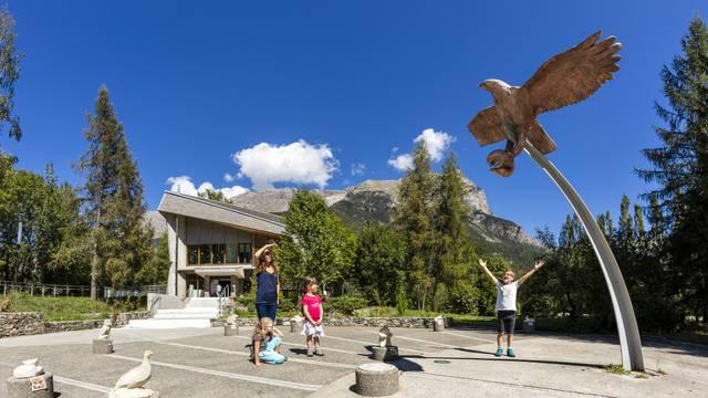 Votre été à la Maison du Parc national des Écrins