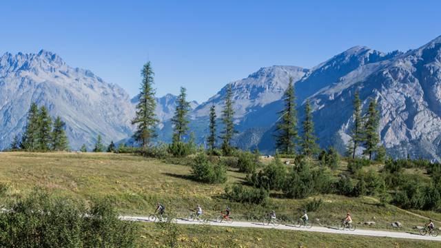 VTT Hautes-Alpes