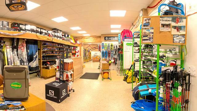 Location ski et matériel