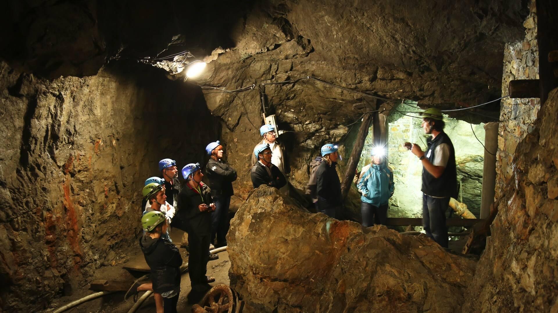 La Mine d'Argent du Vallon du Fournel - L'Argentière la Bessée