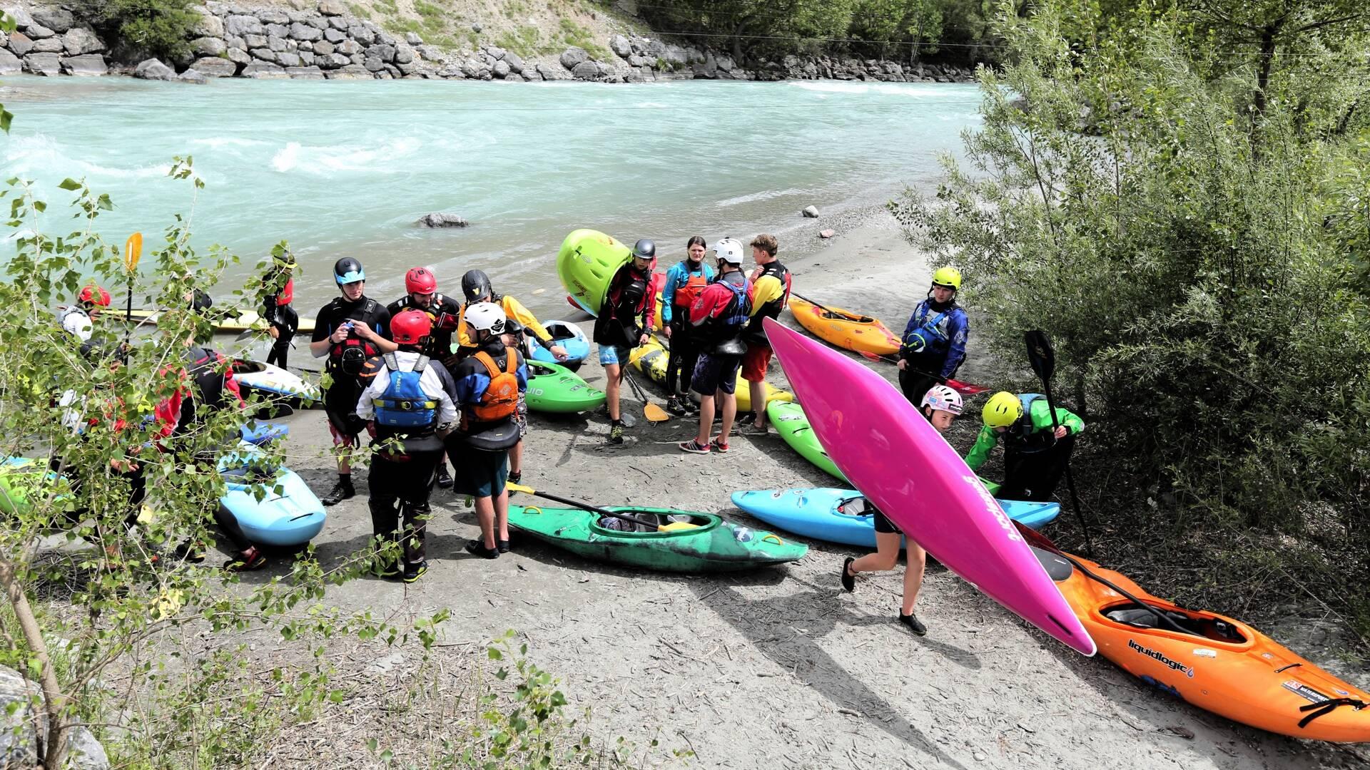 Kayak pour tous