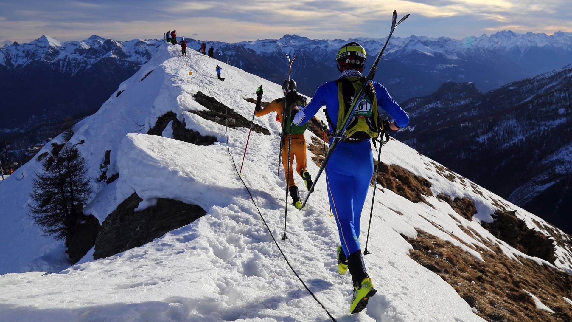 Ski Rando au Pays des Ecrins