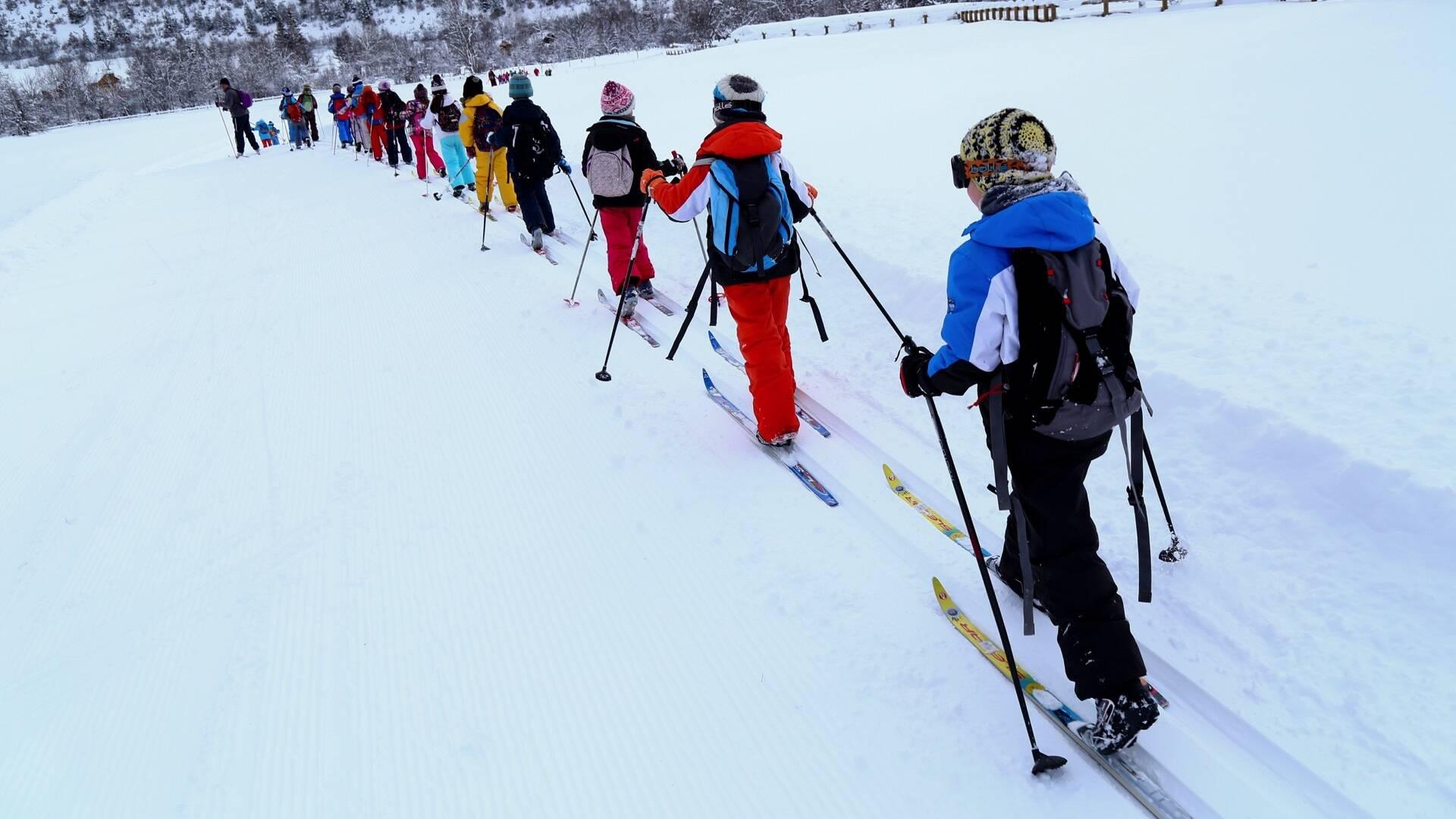 Ski fond pour tous