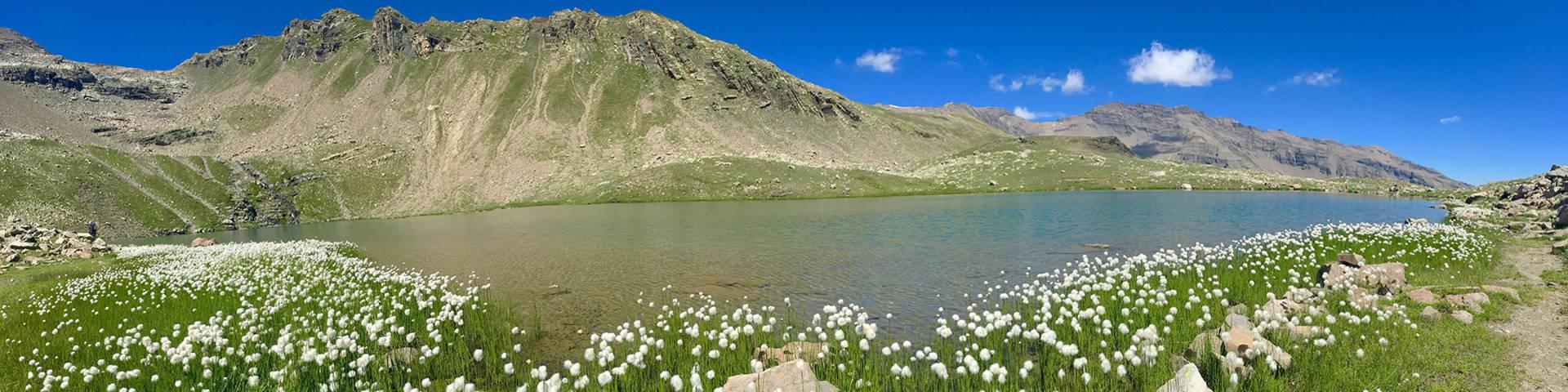 Lac Palluel Freissinières