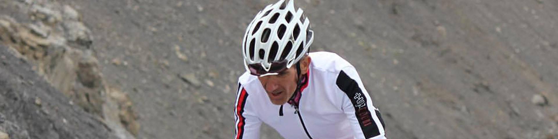 Confrérie des 7 majeurs david Fournel Vélo