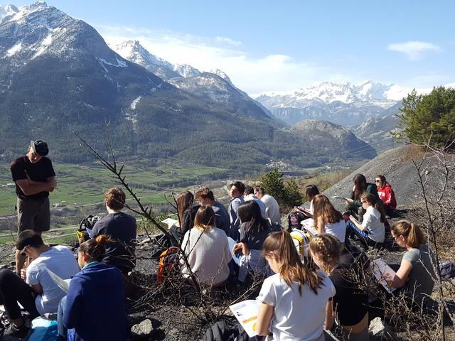 """""""Geologie""""-Aufenthalte im Pays des Écrins"""
