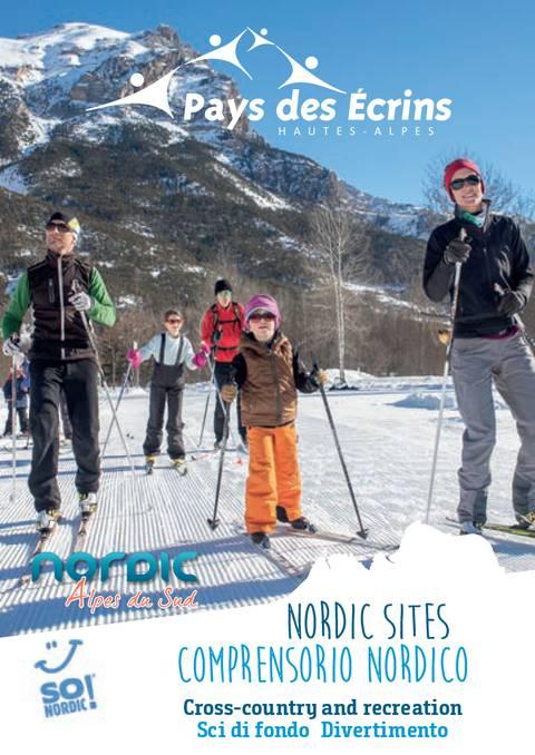 Plan ski de fond EN/IT