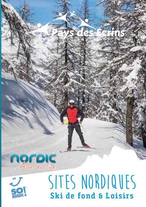 Plan ski de fond