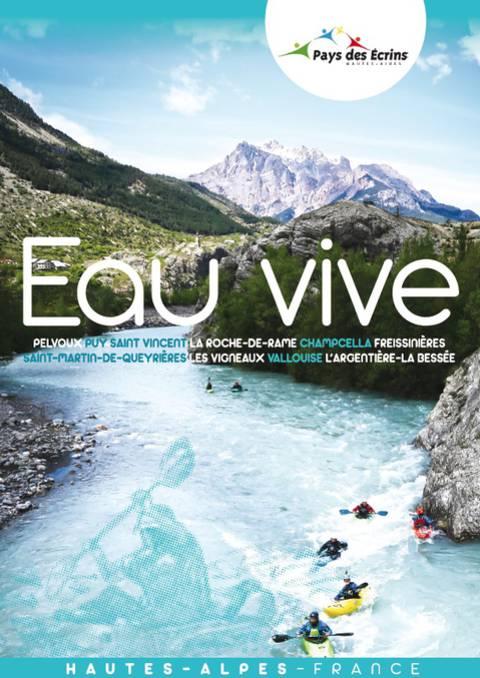"""Brochure thématique """"Eau vive"""""""