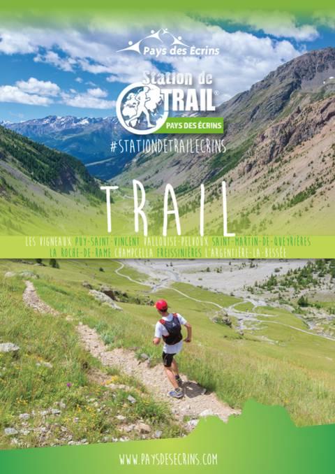 """Brochure thématique """"Trail"""" 2019"""