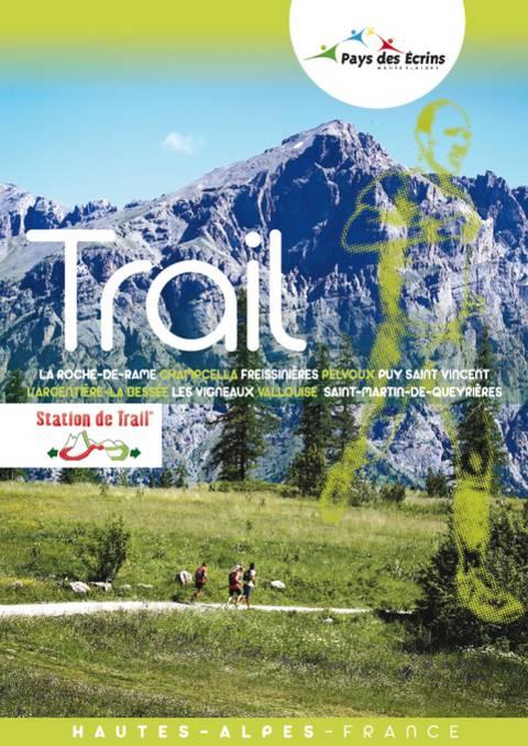 """Brochure thématique """"Trail"""""""