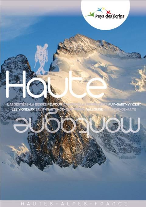"""Brochure thématique """"Haute-montagne"""""""