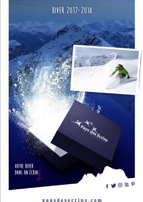 Brochure Hiver 2017/2018 du Pays des Écrins